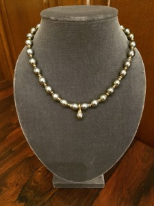 Photo de Collier perles de Tahiti